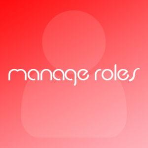مدیریت و تغییر نقش ها در المنتور