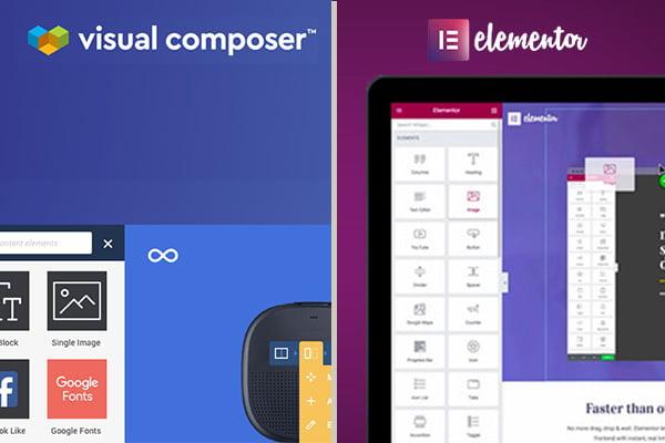 شروع طراحی قالب با قالب hello elementor